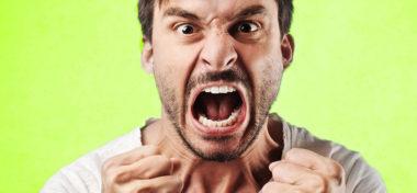Гнев в противоположность ярости