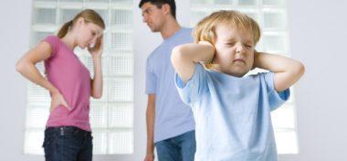 Деструктивное поведение ребенка