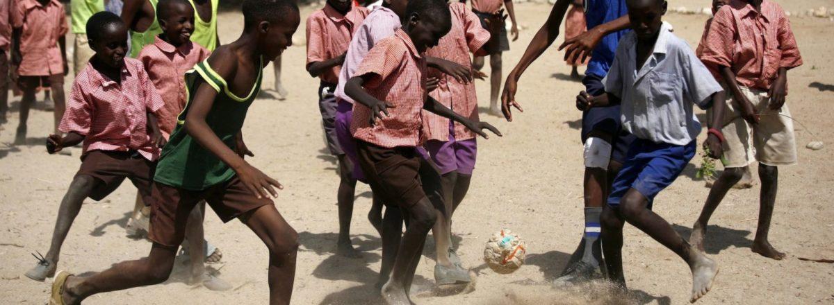 Дети в слаборазвитых странах