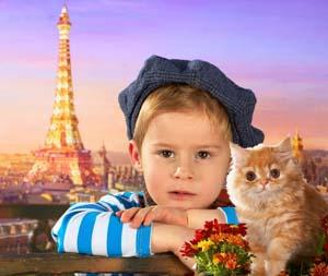 дети во франции