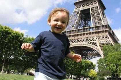 во францию с детьми