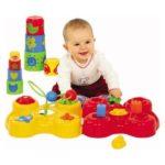Контролируем безопасность игрушек для младенцев, малышей и дошкольников